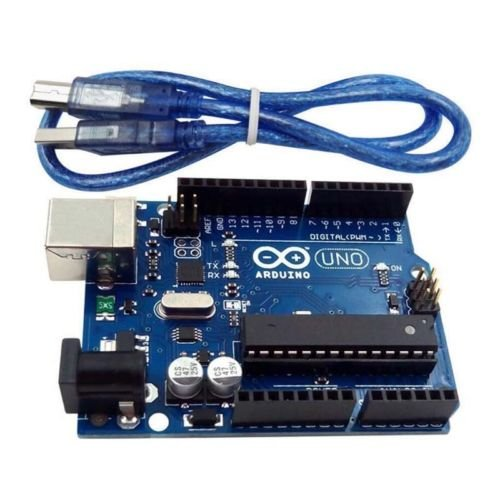 FidgetFidget Development board MEGA328P ATMEGA16U2 For Arduino Compatible + USB Cable