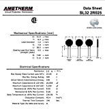 Ametherm SL32 2R025 (Pack of 2) Aqua-Rite