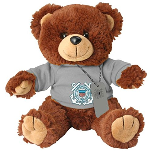 Honor Country US Coast Guard Plush Toy Teddy Bear ()