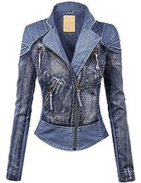 Denim Womens Jacket