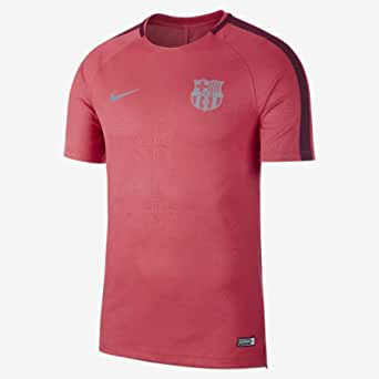 NIKE FC Barcelona Dry Squad Camiseta Hombre