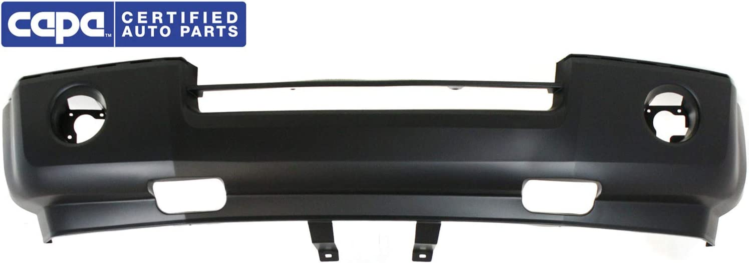 Bumper Cover For 2007-2014 Ford Expedition Front Lower Plastic Textured CAPA