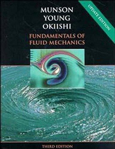 Download The Fundamentals of Fluid Mechanics by Bruce R. Munson (1999-08-24) pdf