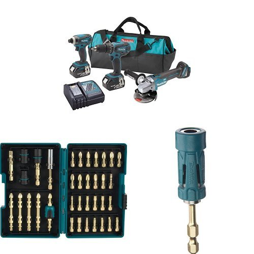 Makita-XT324-18V-LXT-Lithium-Ion-Cordless-3-Pc-Combo-Kit