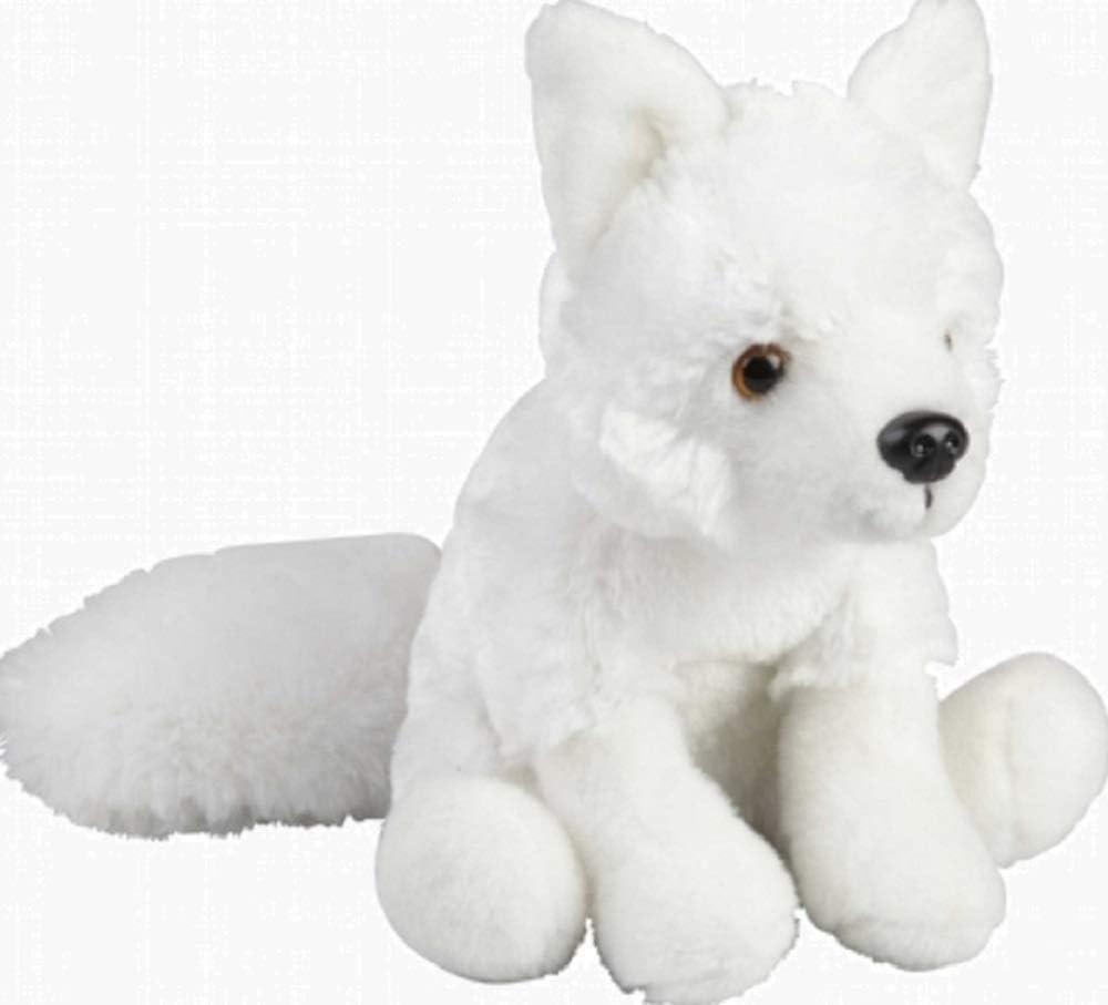 Ravensden Juguete de Peluche Arctic Wolf Sentado 18.5cm