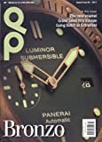 QP Magazine Issue 46 (Single Issue) Panerai Bronzo
