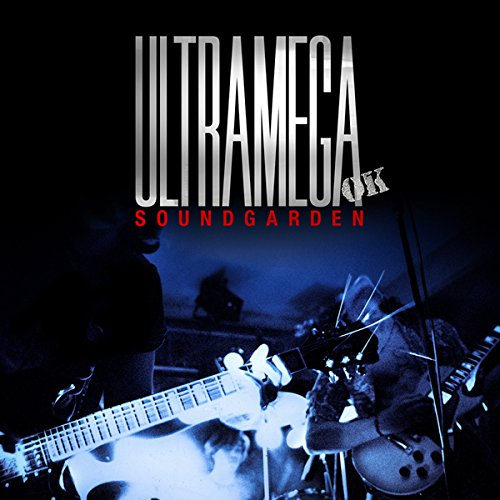 CD : Soundgarden - Ultramega Ok (CD)
