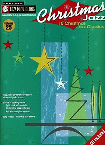 Download Christmas Jazz: 10 Christmas Jazz Classics (Book & CD) PDF
