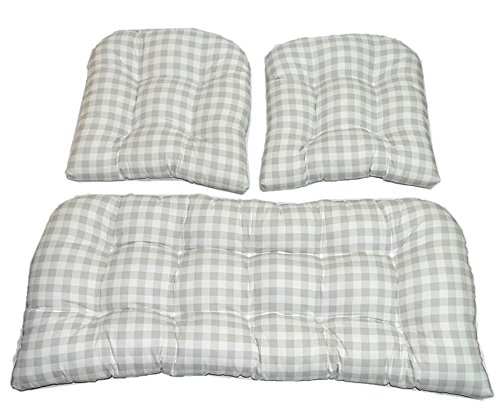 Country Set Loveseat - 4