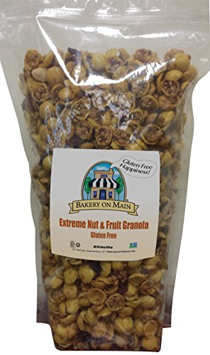 Fruit Extreme (Bakery On Main Gluten-Free, Non GMO Granola, Extreme Nut & Fruit, 2.5 Pound)
