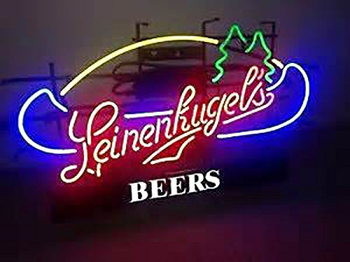 Urby™ 24''x20'' L einen kugels Beers Custom Neon Light Sign Beer Bar Sign 3-Year Warranty-Excellent Handicraft! SP30 by Urby