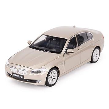 Modelo Coche Juguete Coche 1:24 BMW 535i Fundición a Troquel Modelo de Coche de aleación Ornamentos (Color : Oro) : Amazon.es: Juguetes y juegos
