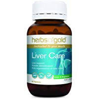 Herbs of Gold Liver Care 60 Tablets, 60 count