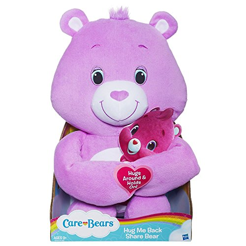 Care Bears Hug Me Back Share Bear Pink 15 - Stores Bear Me