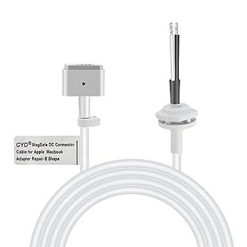 QYD 60W 16.5V 3.65A Repair-Adaptador-Cargador-Connector ...