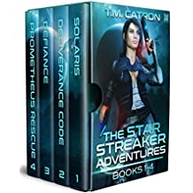 The Star Streaker Adventures: Episodes 1-4