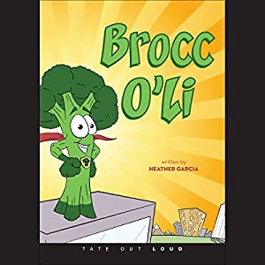 Brocc O'Li Audiobook