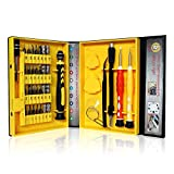 Archibald Bertram 38-piece Precision Screwdriver Set Repair Tool Kit for iPad,iPhone,PC, and Other Smartphone Tablet Computer Electronic Devices