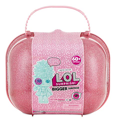 L.O.L. Surprise! Bigger Surprise with 60+ Surprises from L.O.L. Surprise!