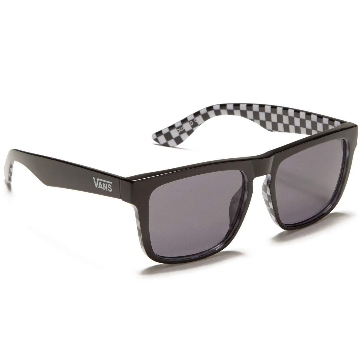 Vans Gafas de sol Squared Off Checkerboard Negro Sin talla ...