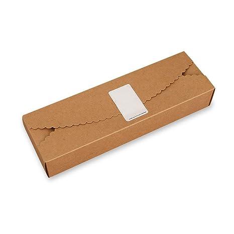 Lvcky - 3 Cajas de pastelería de Encaje para repostería de Chocolate, Pasteles, Pasteles