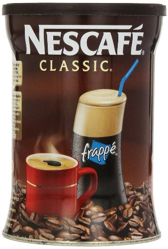 Nescafe Classic Instant Greek Coffee, 7.08 Ounce