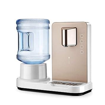 Mini Dispensador De Agua De Escritorio De 6 Velocidades De Segunda Velocidad - Agua Fría Y Caliente, ...