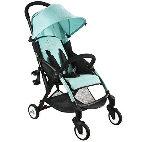 Amazon.com : Peg-Perego Pliko Mini Stroller, Neon