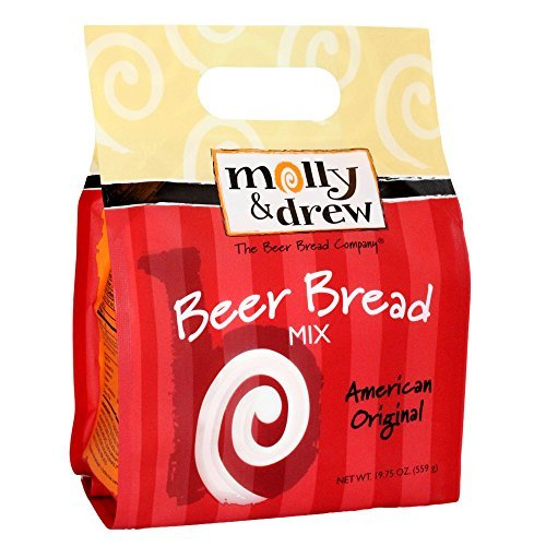 molly&drew Beer Bread Mix (19.75 Ounce) American Original by Molly & Drew (Image #1)