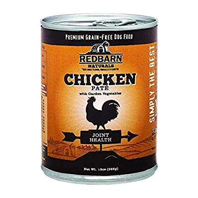 Redbarn Dog Chicken Pate Joint (12-Count)