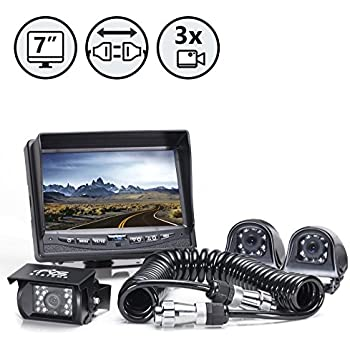 Amazon Com Rear View Safety Backup Camera System With