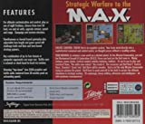 M.A.X Mechanized Assault & Exploration (Windows CD) Strategic Warfare to the M.A.X. (Jewel Case)