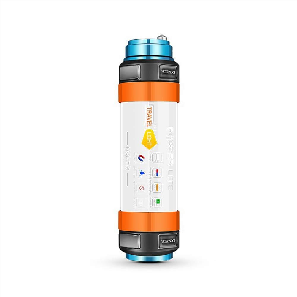 XPZ Camping Licht LED Outdoor Wiederaufladbare Tauchleuchte IPX8 Notfall Portable Verstärkte Magnetische Base Repellent - Geeignet Für Camping Tauchlampe
