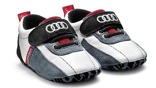 Audi Rutschauto - Audi Baby Schuhe - Audi Bobby-Car