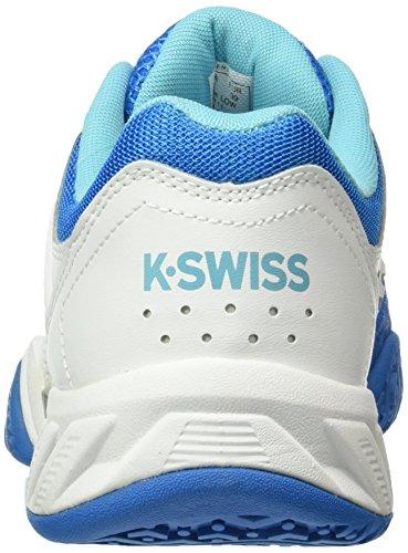 K-Swiss Ks Bigshot Light 2.5 - Zapatillas Mujer Blanco