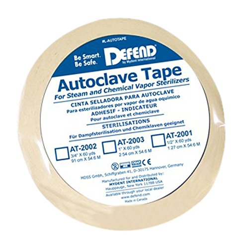 House Brand stta3/4 Autoclave Tape Roll, 3/4'' Size