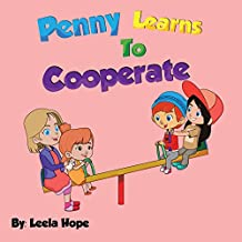 Books for kids 2-4: Penny Learns To Cooperate (childrens kids preschool books)