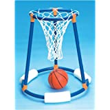 Solstice by International Leisure Products Swimline Tall-Boy Floating Basketball