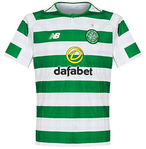 - New Balance 2018-2019 Celtic Home Football Shirt