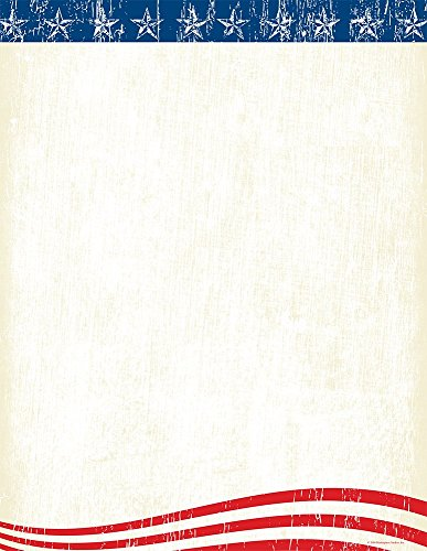 "Great Papers! Faded Glory Letterhead, 80 Count, 8.5""x11"" (2013181)"