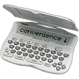 Franklin Spelling Ace with Thesaurus Large Keys and Screen