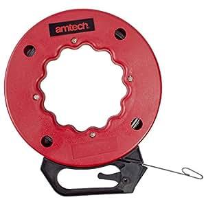 Am-Tech 50 pies de cinta de pescado, S4190