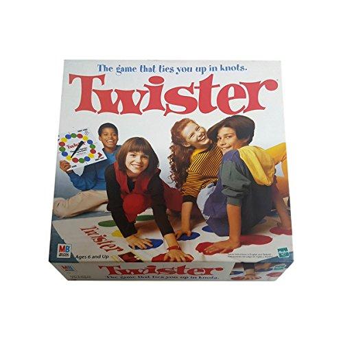 Milton Bradley Hasbro - Hasbro / Milton Bradley 1998 Twister Family Board Game by Hasbro
