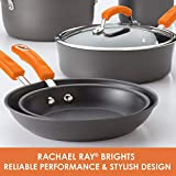 Rachael Ray Brights Hard Anodized Nonstick Stock