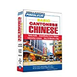 Pimsleur Chinese (Cantonese) Basic Course - Level 1 Lessons 1-10 CD: Learn to Speak and Understand Cantonese Chinese with Pimsleur Language Programs (1)