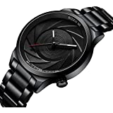 Watches Men's Watches Black Simple Fashion...