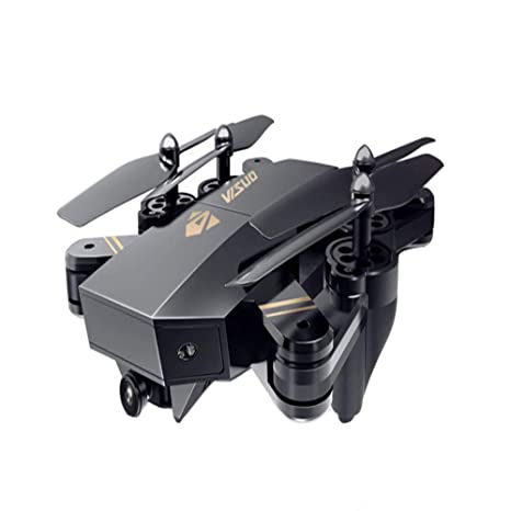 Amazon com: WANGKM Remote Folding Folding Drone Fixed Height