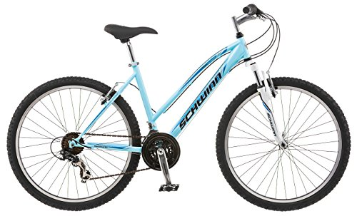 Schwinn Women's High Timber Mountain Bike 26 Wheel, 16 Frame Size