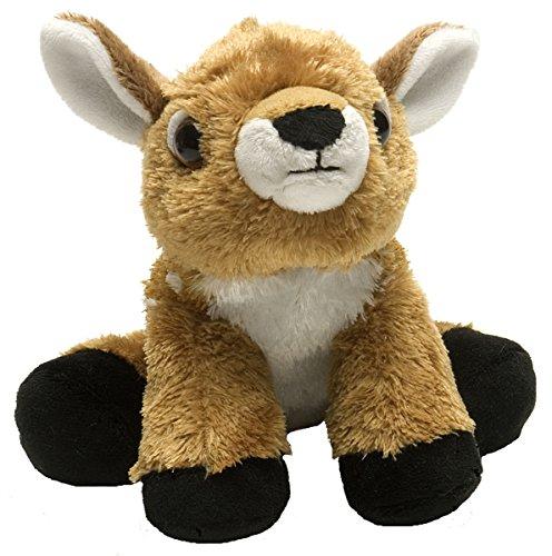 Wild Republic Fawn Plush, Stuffed Animal, Plush Toy, Gifts for Kids, Hug'Ems 7