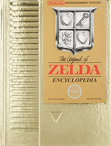 Pdf History The Legend of Zelda Encyclopedia Deluxe Edition